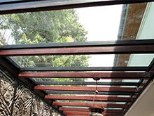 Cally Designers - Glass Roofing